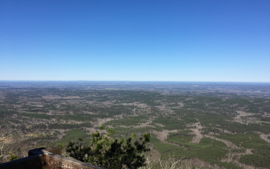 Highest Point in AL