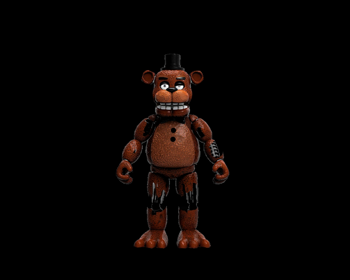Witherd Freddy edit