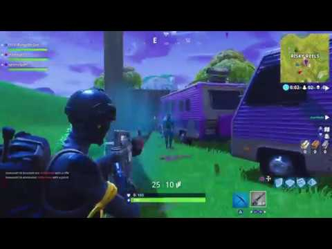 Another Fortnite Highlight (Deagle, Thanos, Long Range, Squad Win)