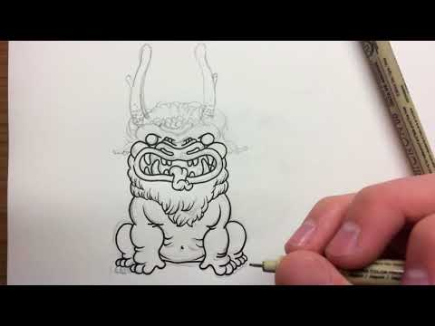 Drawing Time-lapse 03