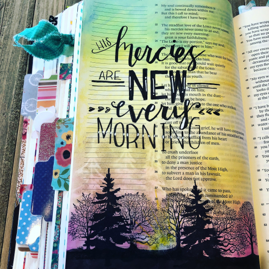 New Mercies - The Bright Bible