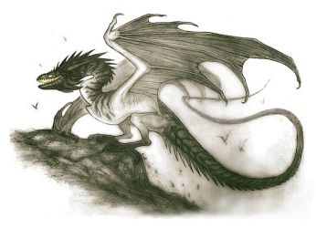 Disael(ancient mountain wyvern)