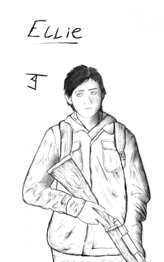 Ellie (The Last of Us Part 2)