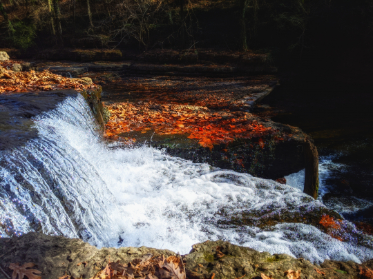 Old Stone Fort: Little Falls