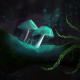 Glowy Mushrooms