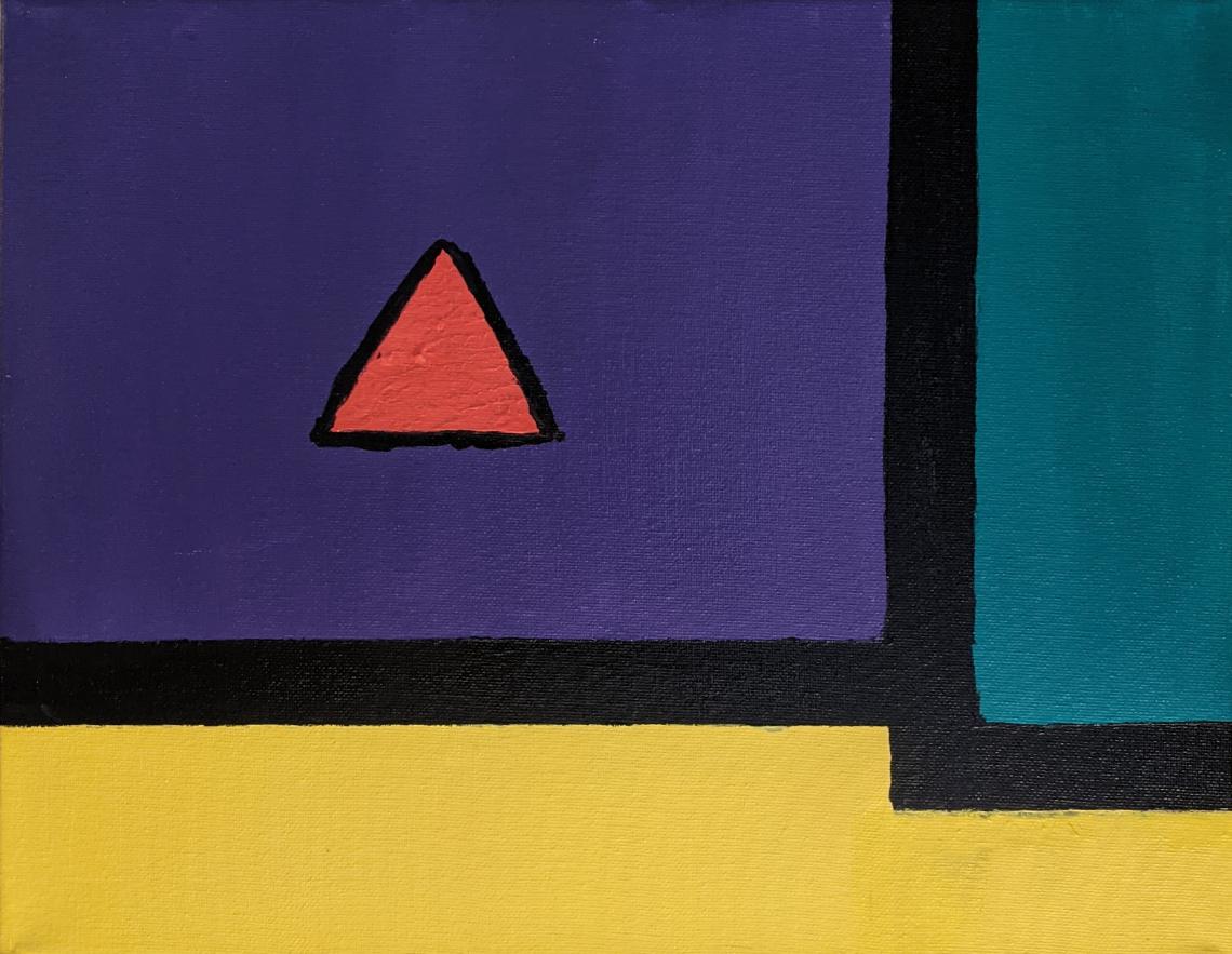 Piet Mondrian Inspired