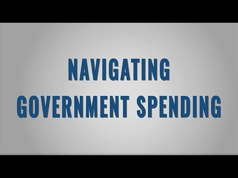 011 Navigating Government Spending