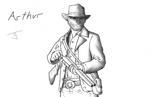 Arthur (Red Dead Redemption)