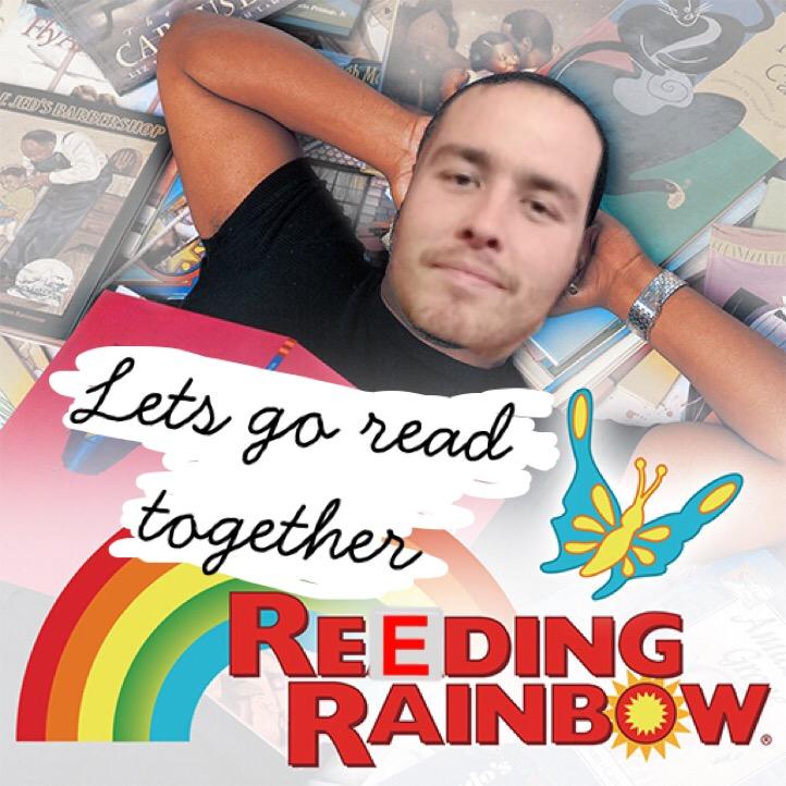Reeding Rainbow