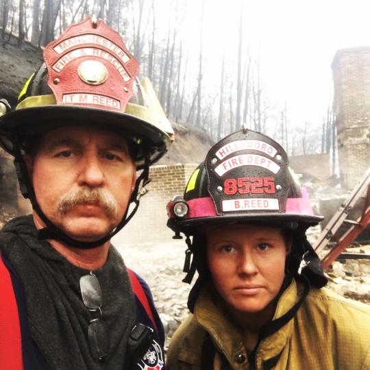 Gatlinburg Wild Fire