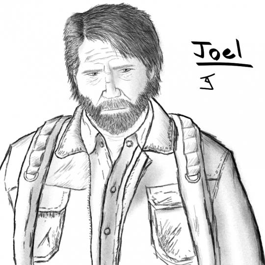 Joel (The Last of Us Part 2)