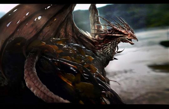 Dragon_seas_shore_by_gutsberserk-dbqzjk7