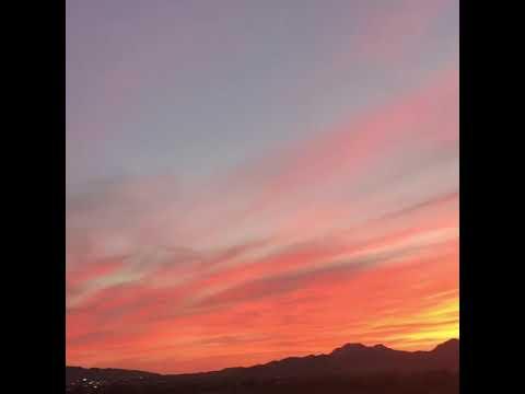 Sunset,,