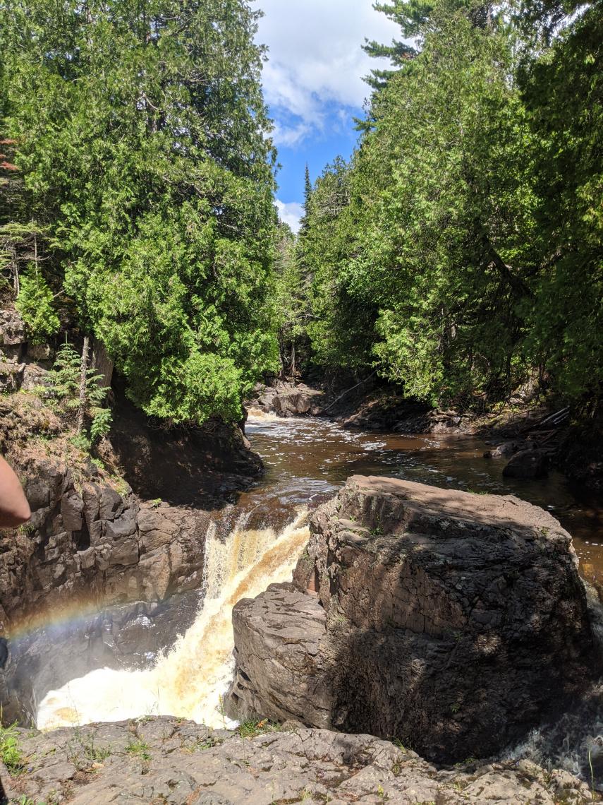 Cascade Falls, MN