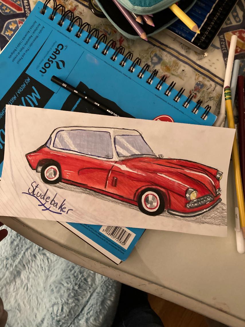 Studebaker Car uwu
