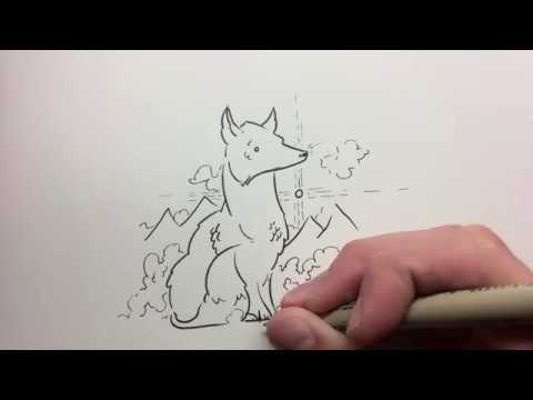 Drawing Time-lapse 01