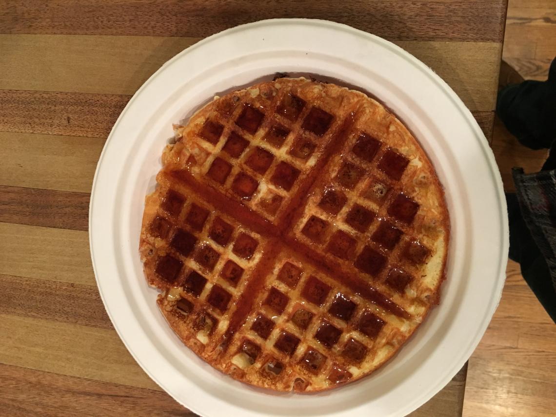 Soggy Waffles