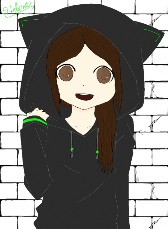 I am going to try to make this hoodie