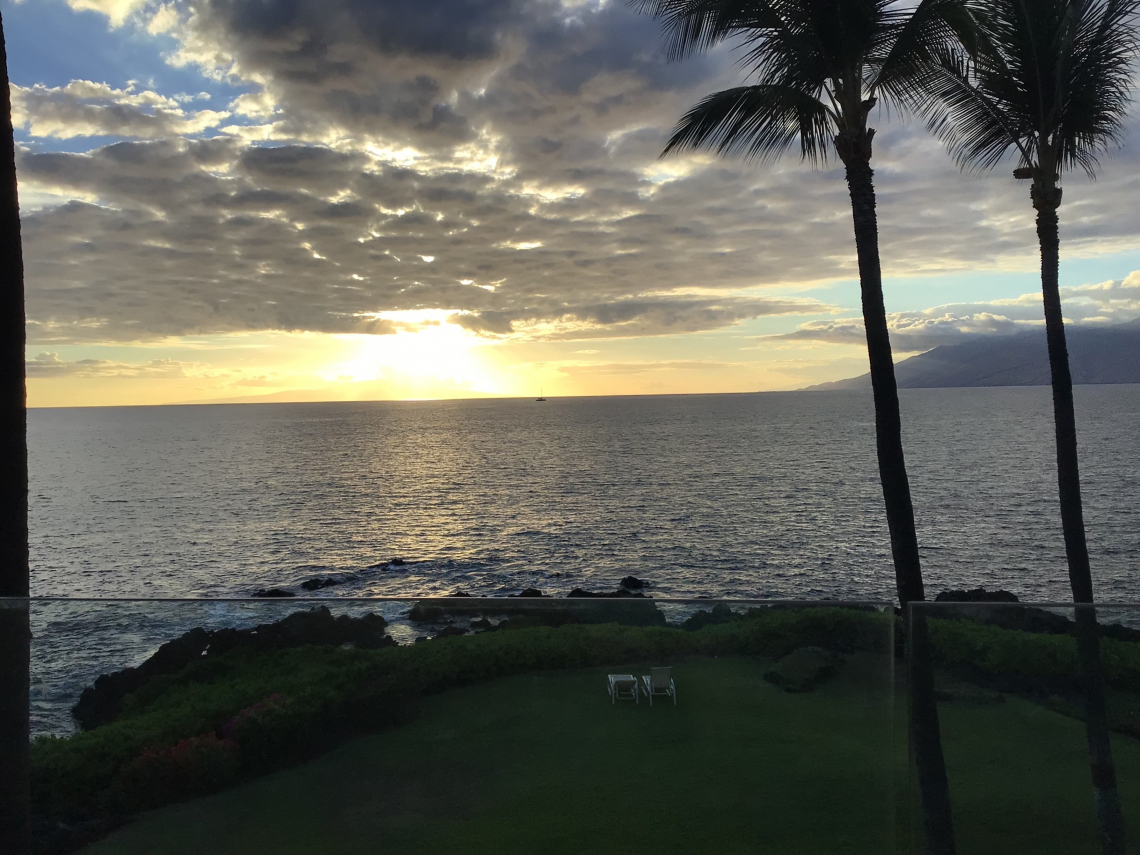 A picture of Hawaii